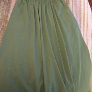 LOST flowing skirt with pockets